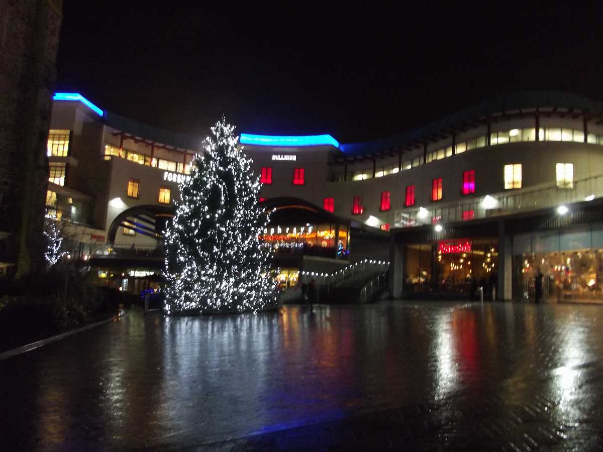 Christmas St Martin's Square